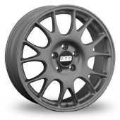 BBS VZ Titanium Alloy Wheels
