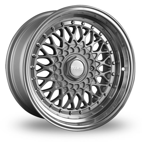 Dare DR-RS Silver Chrome Rivets