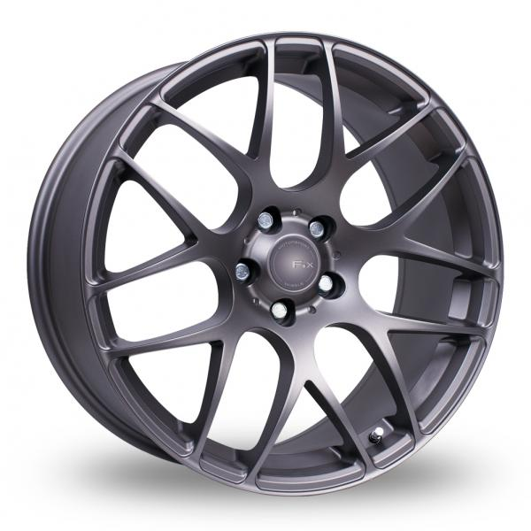 """Picture of 18"""" Fox MS007 Carbon Grey Wider Rear"""