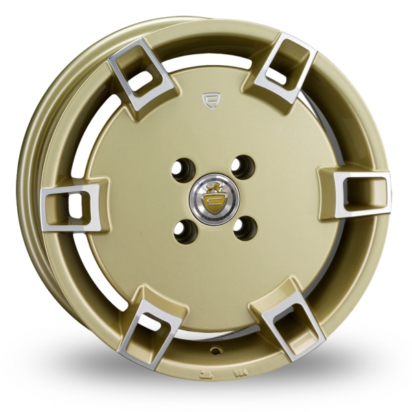"Picture of 15"" Cades Jadis Gold"