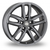 ATS Radial Grey Alloy Wheels