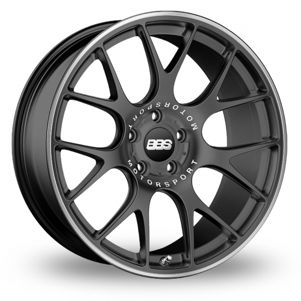 "Picture of 18"" BBS CH-R Satin Anthracite"