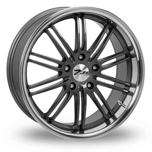 "Picture of 19"" Zito Belair Anthracite Wider Rear"