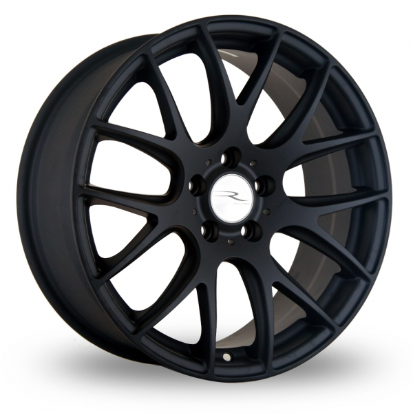 Dare River NK 1 5x120 Wider Rear Matt Black