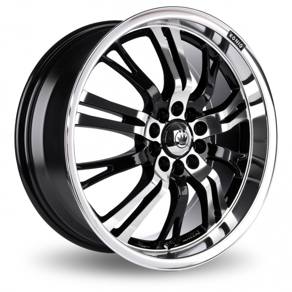 Konig Unknown Black Polished