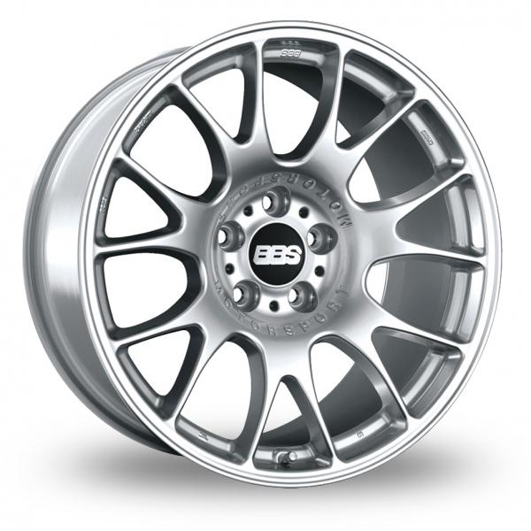 BBS CH Wider Rear Silver