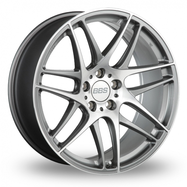 """Picture of 20"""" BBS CX-R Anthracite Wider Rear"""