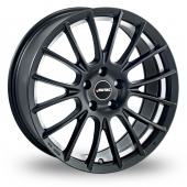 Autec Veron Matt Black Alloy Wheels