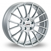 Autec Veron Silver Alloy Wheels