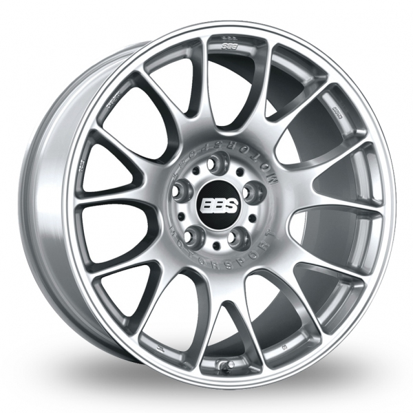 BBS CH (Special Offer) Silver