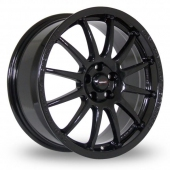 PRO RACE 1.2 BLACK Alloy Wheels