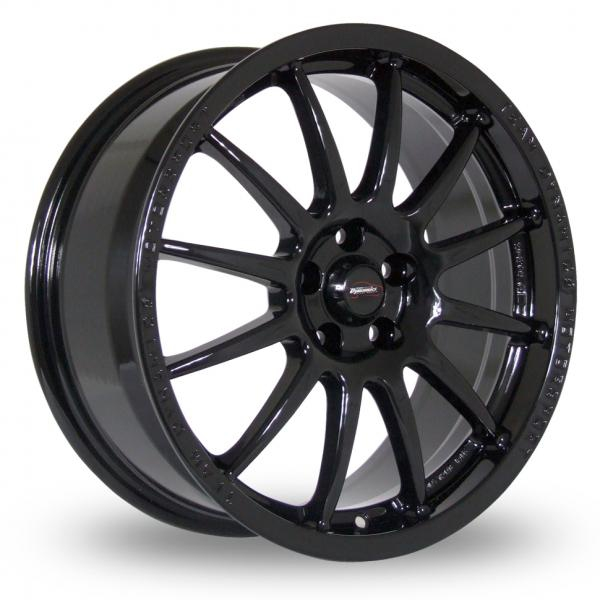 "Picture of 13"" Team Dynamics Pro Race 1.2 Gloss Black"