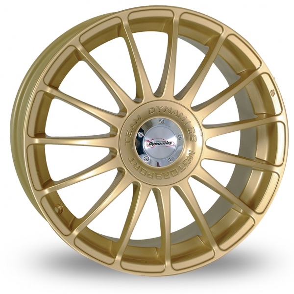 "Picture of 15"" Team Dynamics Monza R Gold"