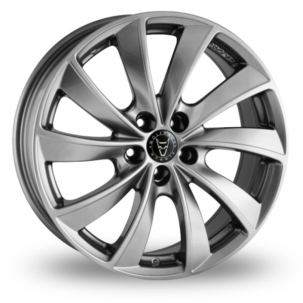 Wolfrace Lugano (Special Offer) Silver