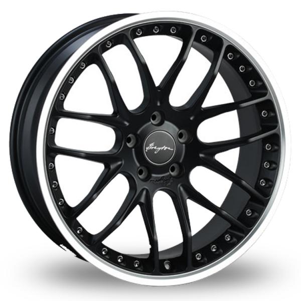 Breyton Race GTP Black Polished