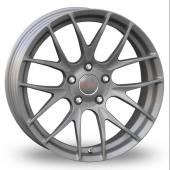 Breyton Race GTS R Gun Metal Alloy Wheels
