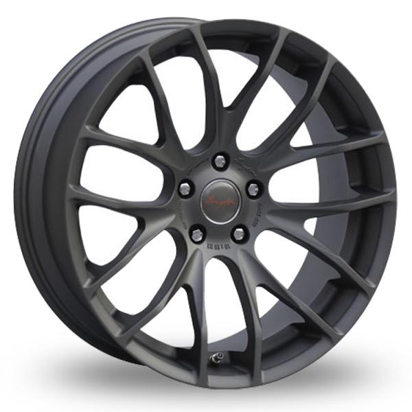 Breyton Race GTS-R 5x120 Wider Rear Black