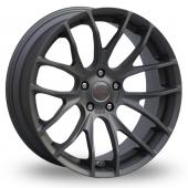 Breyton Race GTS Gun Metal Alloy Wheels