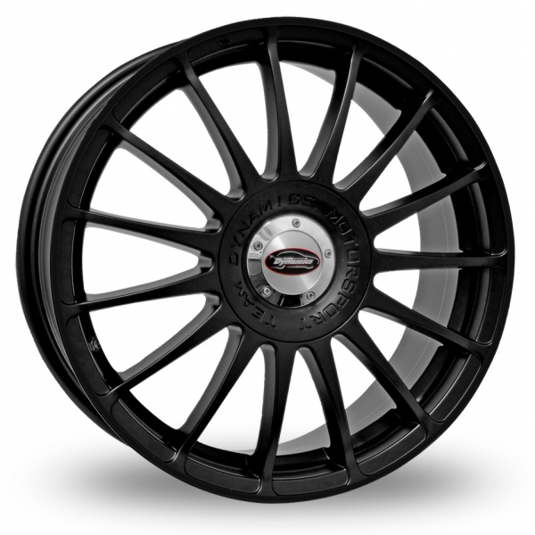 "Picture of 17"" Team Dynamics Monza R Black"