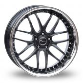 Breyton Race GTR Black Alloy Wheels