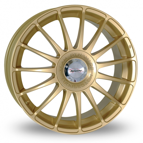 "Picture of 18"" Team Dynamics Monza R Gold"