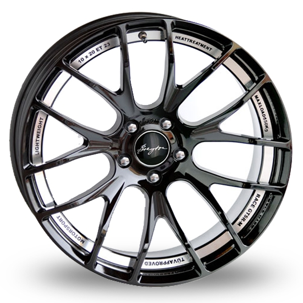 Breyton Race GTSR M Black Polished