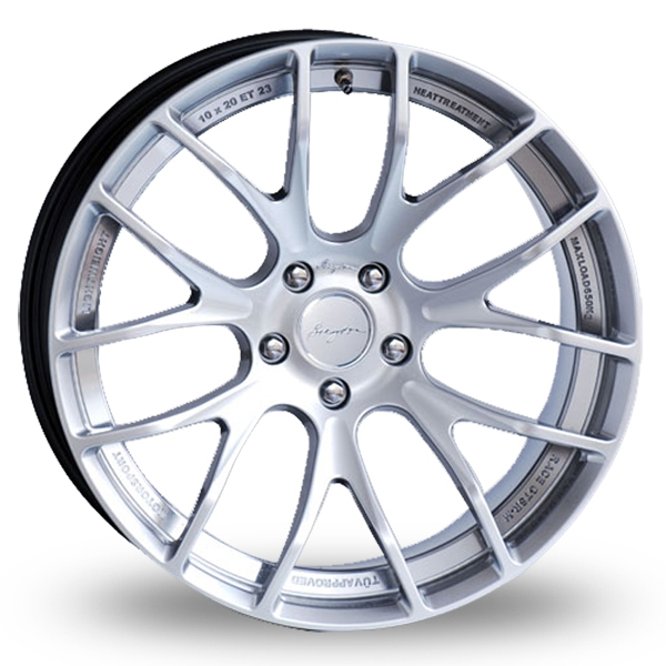 Breyton Race GTSR M Hyper Silver