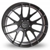 Breyton Race GTS-R 5x120 Wider Rear Black Polished Alloy Wheels