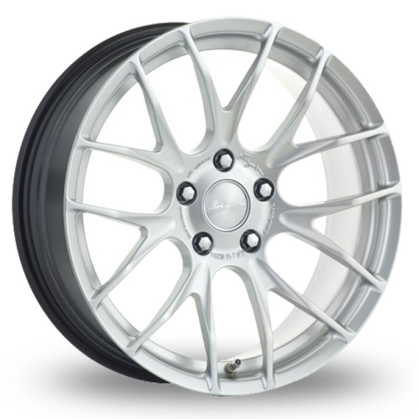 Breyton Race GTS R Mini Hyper Silver