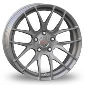 Breyton Race GTS R Mini Gun Metal Alloy Wheels