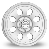 Dotz Rafting Silver Alloy Wheels