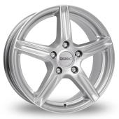 Dezent L Silver Alloy Wheels