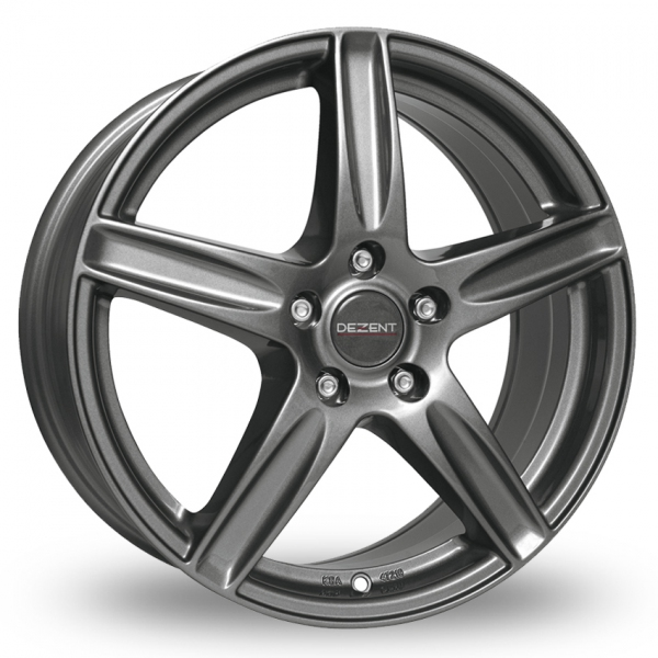 "Picture of 17"" Dezent L Anthracite"