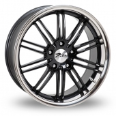 Zito Belair Black Alloy Wheels