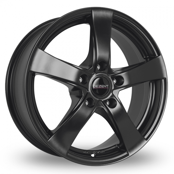 "Picture of 18"" Dezent RE Black"