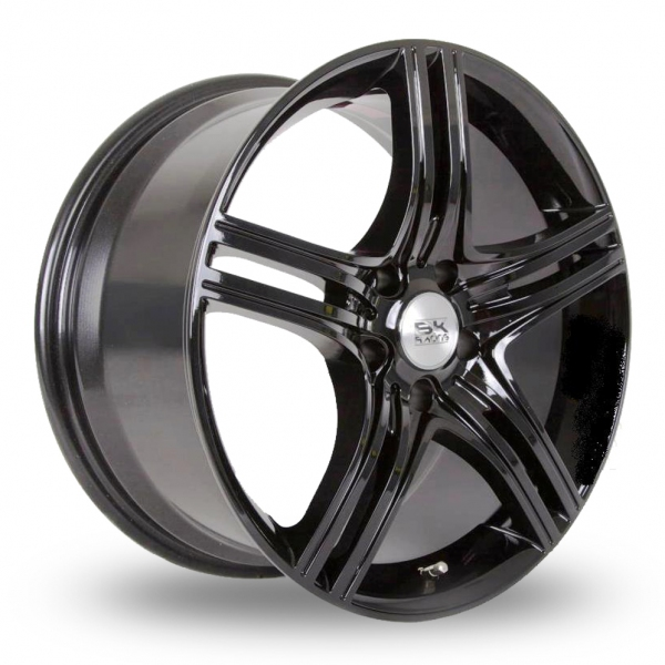 """Picture of 18"""" BK 503 Black"""