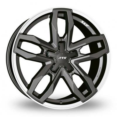 20 Inch ATS Temperament  (Special Offer) Grey Alloy Wheels