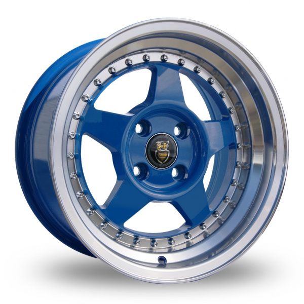 """Picture of 15"""" Cades Blast Blue"""