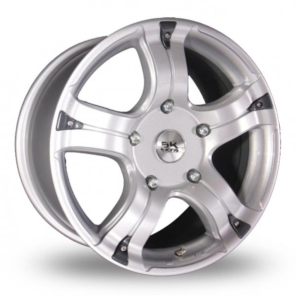 BK Racing 323 Silver