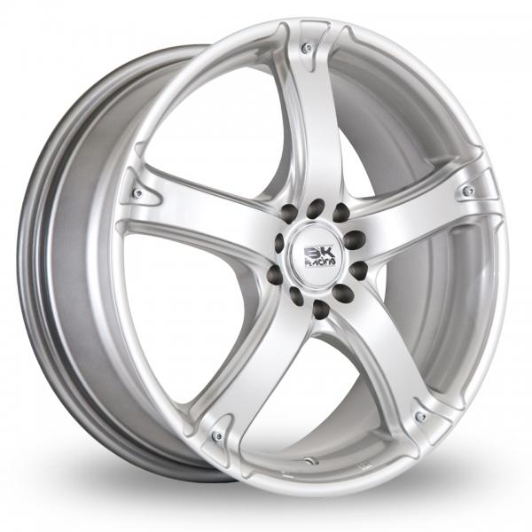 BK Racing 333 Silver