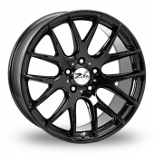 Zito ZL935 Black Alloy Wheels