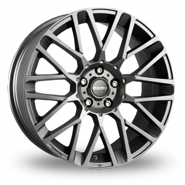 "Picture of 19"" MOMO Revenge Anthracite"