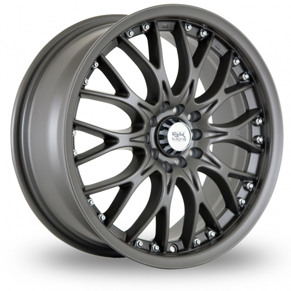 """Picture of 16"""" BK 299 Anthracite"""