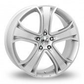 Zito Blazer Silver Alloy Wheels