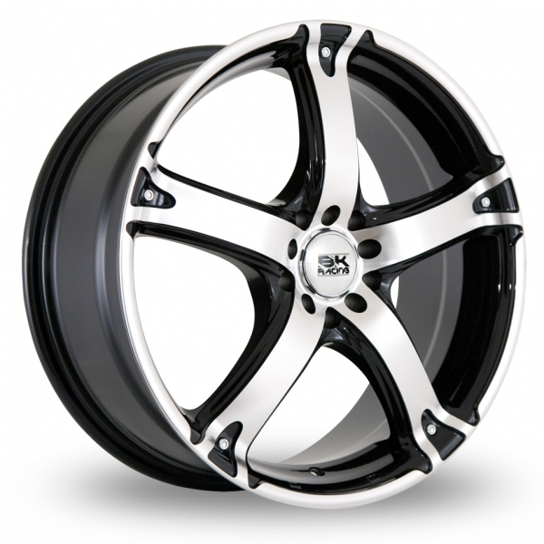 "Picture of 17"" BK 333 Black"
