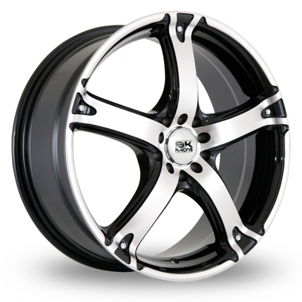 "Picture of 18"" BK 333 Black"