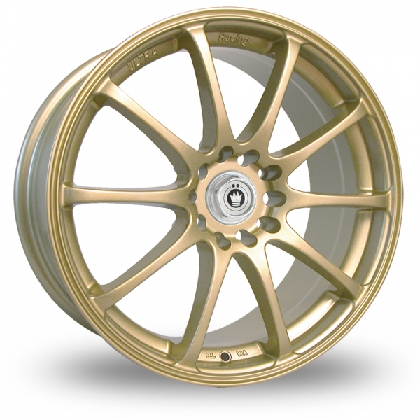 """Picture of 15"""" Konig Feather Gold"""
