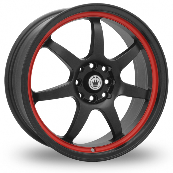 """Picture of 15"""" Konig Forward Black/Red"""