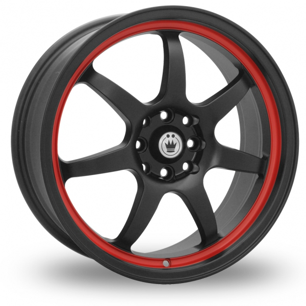 "Picture of 17"" Konig Forward Black/Red"