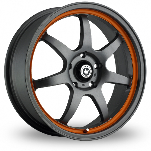 "Picture of 15"" Konig Forward Grey/Orange"